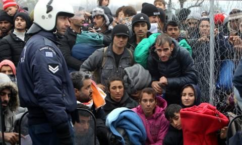 Ειδομένη: αυξάνονται οι εγκλωβισμένοι μετά το κλείσιμο της ουδέτερης ζώνης