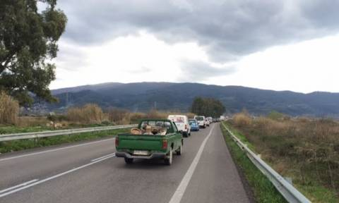 Έτοιμοι οι αγρότες σε Πρέβεζα, Αρτα, Iωάννινα και Θεσπρωτία
