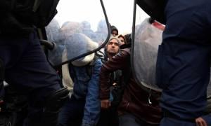 Ανοίγει η Ειδομένη μόνον για πρόσφυγες που θέλουν να πάνε στη Γερμανία ή την Αυστρία!