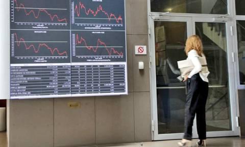 Χρηματιστήριο: Με απώλειες «συνεχίζει» η Αθήνα