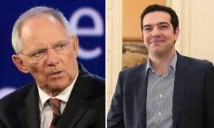 Νταβός - Σόιμπλε προς Τσίπρα: Είναι η εφαρμογή των συμφωνιών, ηλίθιε!