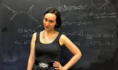 """Γνωρίστε την 22χρονη που μπορεί να αναδειχθεί ως η επόμενη """"Αϊνστάιν"""" (Pics & Vids)"""