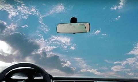 Το τέλειο κόλπο! Έτσι θα ξεπαγώσεις το παρμπρίζ του αυτοκινήτου σου! (video)
