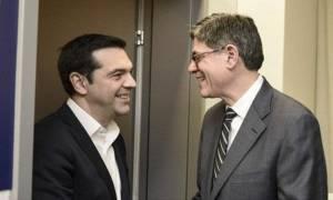 Το ελληνικό χρέος στη συνάντηση Τσίπρα - Λιού