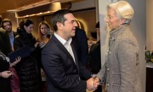 Η Λαγκάρντ κουνάει το δάκτυλο στην Ελλάδα - «Χρειάζονται κι άλλες μεταρρυθμίσεις»