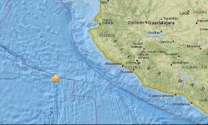 Σεισμός 6,9 Ρίχτερ στο Μεξικό