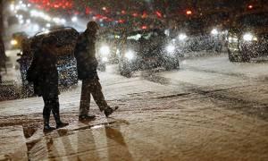 ΗΠΑ: Τεράστια χιονοθύελλα προ των πυλών της Ουάσινγκτον