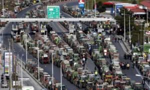 Μπλόκα αγροτών: Πώς θα κινηθείτε στις εθνικές οδούς
