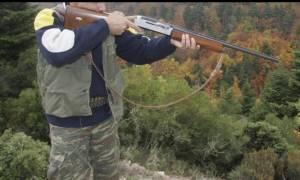 Σύλληψη λαθροκυνηγών στον Ομαλό