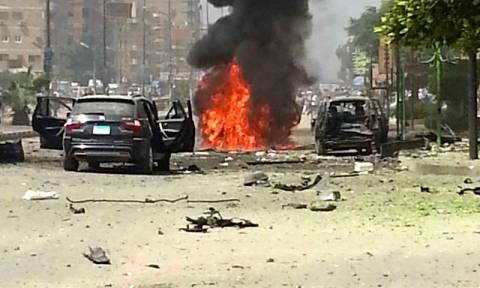 Αίγυπτος: Στους εννέα οι νεκροί από την έκρηξη του παγιδευμένου οχήματος
