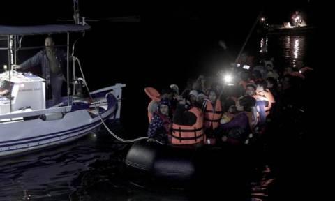 Twenty one refugees die in the Aegean waters