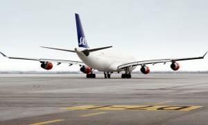Απειλή για βόμβα σε σουηδικό αεροπλάνο