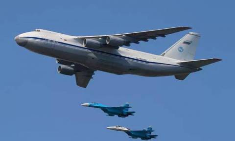 Στο τελικό στάδιο η αμερικανική στρατιωτική βάση στη Συρία