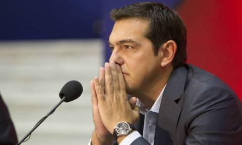 Diе Welt: Ципрас в Давосе выглядел как посмешище