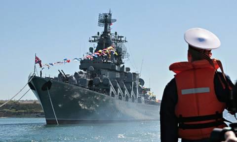 Δεν αστειεύεται ο Πούτιν: Έστειλε στη Μεσόγειο το «φονιά» των υποβρυχίων (vid)