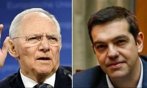 Βερολίνο: Ο κ. Σόιμπλε δεν προσέβαλε τον Έλληνα πρωθυπουργό