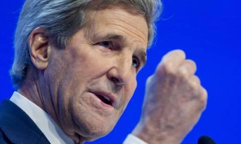 Госсекретарь США Джон Керри заявил, что снятие санкций с России достижимо