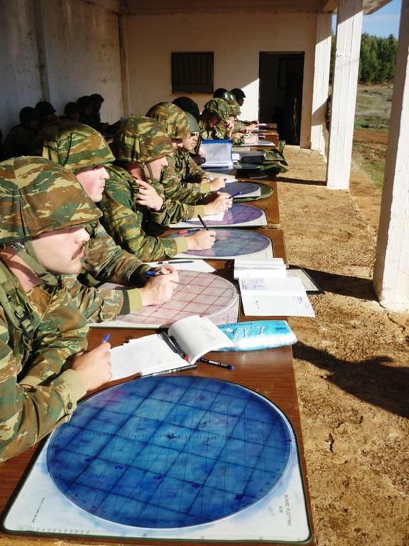 Έκπαίδευση στο Πεδίο Βολής Θηβών (pics)