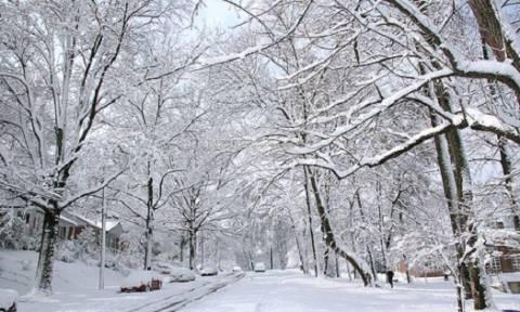 Αρχίζει η κακοκαιρία - Πού θα χιονίσει τις επόμενες ώρες