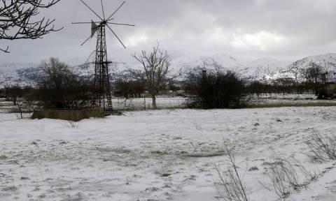 Καιρός: Νέο κύμα κακοκαιρίας, χιόνια στην Αττική