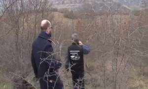 Κωστής Πολύζος: Σε αυτό το δύσβατο σημείο έθαψαν τον 23χρονο (video)