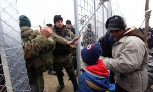 Ανοίγει κατά διαστήματα η ουδέτερη ζώνη Ελλάδας - Σκοπίων