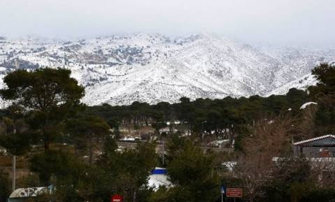 ΕΜΥ: Νέο κύμα κακοκαιρίας από σήμερα με χιονοπτώσεις στην Αττική