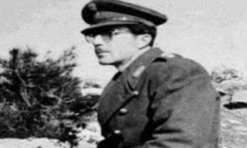 Κύπρος: Ταυτοποιήθηκαν τα λείψανα του ήρωα αντιστράτηγου Καλμπουρτζή