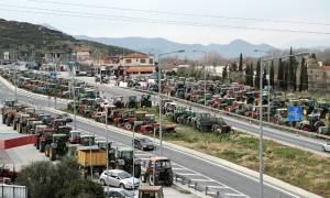 Προσοχή! Μπλόκα αγροτών: Πώς θα κινηθείτε στις εθνικές οδούς