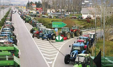 Τα «έψαλαν» στον Σόιμπλε οι αγροτές στη Βοιωτία (vid)