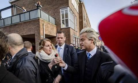 Σπρέι πιπεριού μοίρασε σε γυναίκες ακροδεξιός βουλευτής στην Ολλανδία!