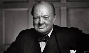 Σαν σήμερα το 1965 πέθανε ο  Άγγλος πολιτικός Γουίνστον Τσόρτσιλ