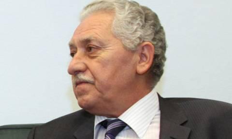 Κουβέλης: «Η φροντίδα μου είναι να συμβάλω στην προοδευτική διακυβέρνηση»