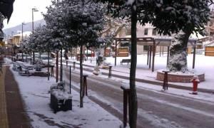 Στην «κατάψυξη» η χώρα – Δείτε πού θα χιονίσει σήμερα και πού ο υδράργυρος θα δείξει -10 βαθμούς