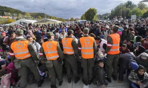 Το νέο πλαφόν αποδοχής προσφύγων στην Αυστρία θα έχει ξεπεραστεί «πριν το καλοκαίρι»
