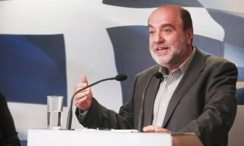 Αλεξιάδης: Αν δεν περάσει το σχέδιο Κατρούγκαλου θα καταρρεύσει το ασφαλιστικό