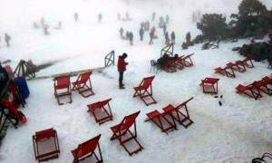 Καιρός: Πού θα «χτυπήσει» ο χιονιάς τις επόμενες ώρες