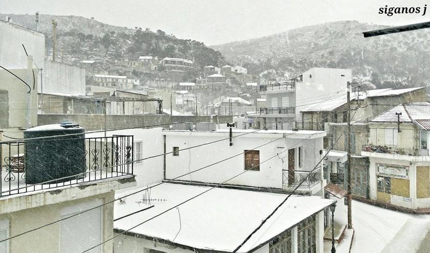 Καιρός: Ξύπνησαν οι κάτοικοι στο Οροπέδιο Λασιθίου και είδαν... Οι εικόνες που κάνουν θραύση (pics)