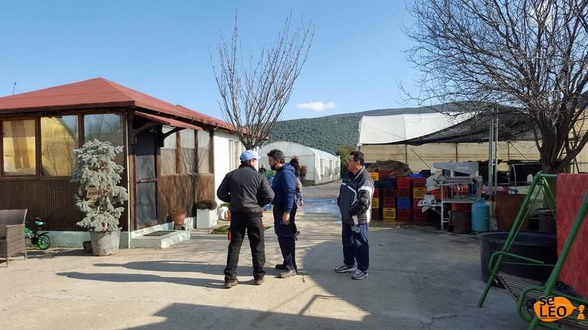 Χαλκιδική: Αυτό ήταν το κρησφύγετο του συζυγοκτόνου (photos)