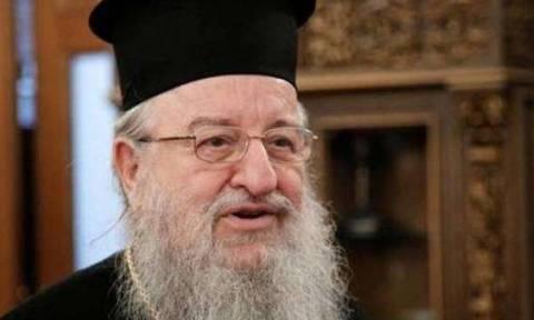 Θεσσαλονίκης Ανθιμος: Ποιοι είναι αυτοί που δε θέλουν τον Σταυρό στη Ροτόντα;