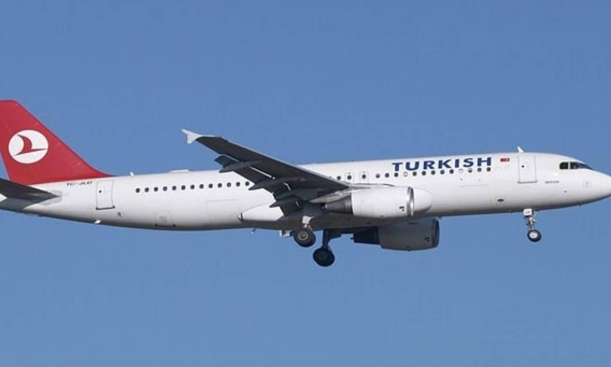 Τουρκία: Φάρσα αποδείχτηκε η απειλή για βόμβα σε αεροσκάφος της Turkish Airlines