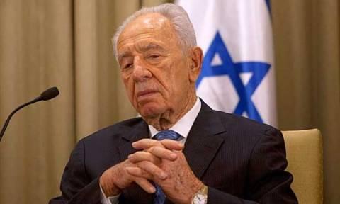 Ισραήλ: Στο νοσοκομείο εσπευσμένα ο Σιμόν Πέρες