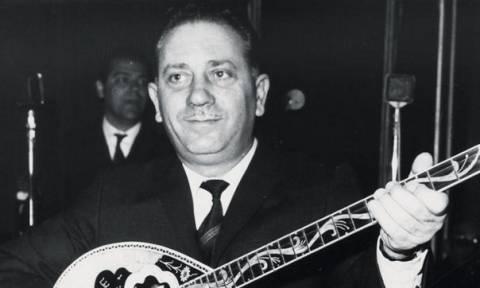 Σαν σήμερα το 1925 γεννήθηκε ο Γιώργος Ζαμπέτας