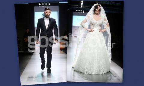 Απίστευτο! Ελληνίδα celebrity... ξαναπαντρεύτηκε με τον ίδιο άντρα!