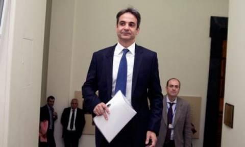 Ο Μητσοτάκης ζήτησε από την Τουρκία να αλλάξει στάση στο Κυπριακό