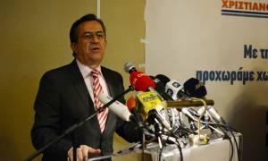 Νικολόπουλος: Ο Τσίπρας να αποσύρει τα σχέδια για ασφαλιστικό και φορολογικό