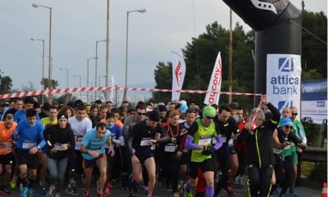 Με μεγάλη επιτυχία πραγματοποιήθηκε το 3o RUN and FUN Grand Prix της ATTICA BANK στο Γαλάτσι