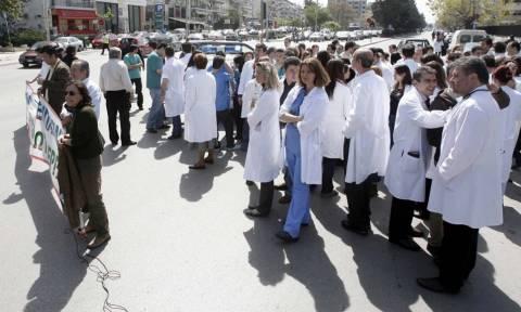 Νέο ασφαλιστικό: Οι νοσοκομειακοί γιατροί απεργούν στις 4 Φεβρουαρίου