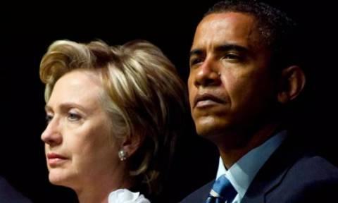 Ο Ομπάμα πλέκει το εγκώμιο της Χίλαρι Κλίντον