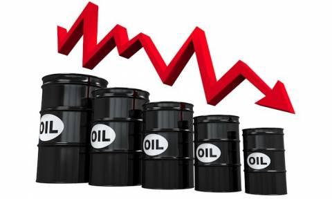 Νέα «βουτιά» στην τιμή του πετρελαίου – Κοντά στο 6% η πτώση